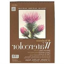 Strathmore 400 Series Watercolor Pad 9 in. x 12 in. spiral