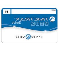 Pyramid TimeTrax 41304 Swipe Cards  for TTEZ, TTEZEK,