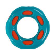 Outward Hound Kyjen  42008 SplashBombz Ring Rubber Dog Toy,
