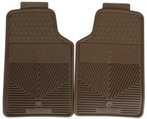 Highland 4402600 All-Weather Tan Front Seat Floor Mat