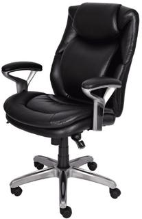Serta 44103 Air Health and Wellness Mid-Back Office Chair,
