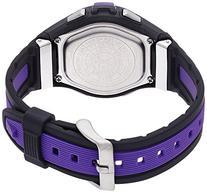 Armitron Sport Women's 45/7030PUR Purple Accented Black