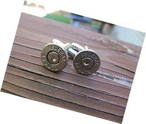 45 Caliber Bullet Cuff Links