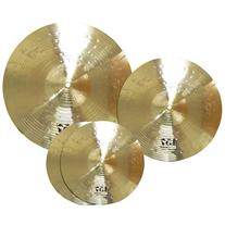Wuhan 457 Cymbal Set Box - Brilliant Finish