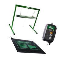 45W Seedling Heat Mat + Hydrofarm MTPRTC Temp Controller &
