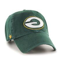 '47 Brand Green Bay Packers Cleanup Adjustable Hat - Green