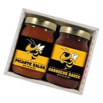 Hot Sauce Harrys 4716 GEORGIA TECH Yellow Jackets Double