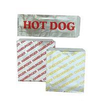 48 Hot Dog Bags, 24 Hamburger Bags and 24 Cheeseburger Bags
