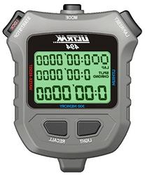 Ultrak 494 EL Light 300 Lap Memory Stopwatch