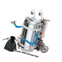 4M Tin Can Robot with storage Bag