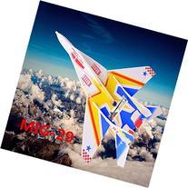 1 Piece 4CH rc plane mig-29 electric remote control fighter