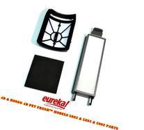 Eureka 4D Boss, Pet Fresh Bagless Upright Filter Kit. Fits