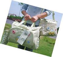 4pcs/set Fashion Multifunction Cartoon Mummy Bag for Baby