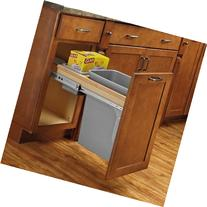 Rev-A-Shelf 4WCTM-1550BBSCDM-1 Single Pull-Out Top Mount