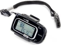 Ozeri 4x3razor Pocket 3D Pedometer and Activity Tracker with