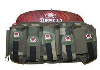 GI Sportz 5+6 GLIDE Pack Paintball Harness - Woodland