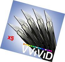 5-Pack Precision Razor Edge Precision Utility Stainless