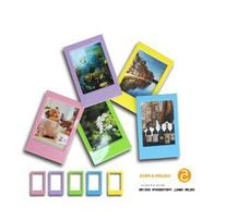 WonderfulMall 5 Different Colorful Film Decor Borders for