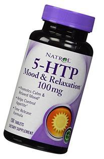 Natrol 5-HTP Mood Enhancer, 300 Tablets
