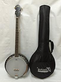 5 String Banjo W/bag