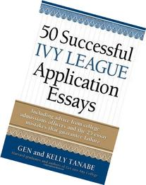 "successful yale essays What are some top yale admissions essays if i knew what a ""top"" yale admissions essay was 50 successful ivy league application essays is a nice book."