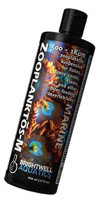 Brightwell Aquatics 500-1K Micron Zooplanktos-M Zooplankton
