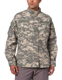 Propper Men's 50N/50C ACU Coat, Universal Digital, Small