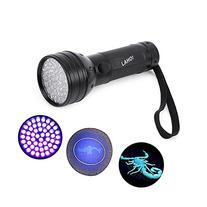 Laho 51 LEDS UV Flashlights, Blacklight Premium Handheld