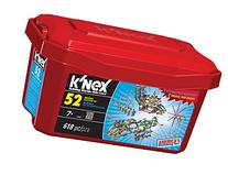 K'NEX – 52 Model Building Set – 618 Pieces – Ages 7