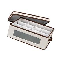 Household Essentials 538 Vision China Storage Box for Tea