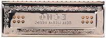 Hohner 55-C/G Harmonica