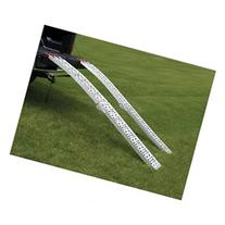Extreme Max 5500.4075 7.5' Arched Folding Mesh Ramp Set -