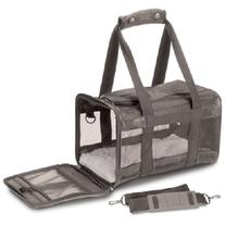 Sherpa Original Deluxe Pet Carrier, Medium Gray