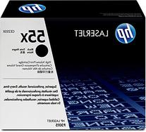 HP 55X  Black High Yield Original LaserJet Toner Cartridge