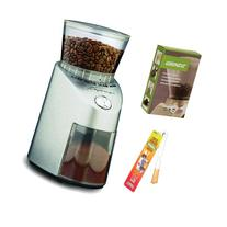 Capresso 565 Infinity Stainless Steel Conical Burr Grinder