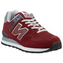 M574SKW New Balance M574 Men's Classic Running Shoe, Size: