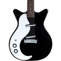 Danelectro '59 Modified New Old Stock Electric Guitar Black