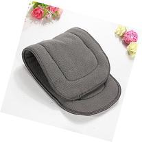5pcs/lot Bamboo Fiber Charcoal 5 Layers Washable Cloth