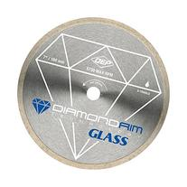 QEP 6-7006GLQ 7-Inch Continuous Rim Glass Tile Diamond Blade