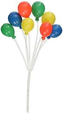 Oasis Supply 6 Bunches Party Balloons Cake Decorating