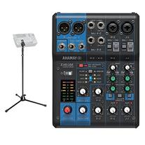 Yamaha  6-Input Stereo Mixer With Effects and Yamaha Mixer