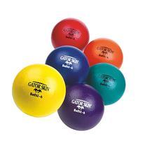 6 Gator Skin Softi Balls