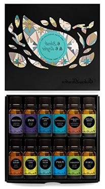 6) Synergy Blends and 6) Top Single Oils 100% Pure