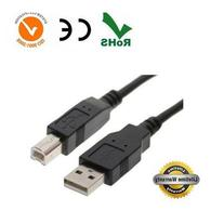 iMBAPrice® 6 Feet USB 2.0 Printer and Scanner Cable for