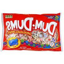 Spangler 60 Dum-Dum-Pops  Assorted Flavors  Individually