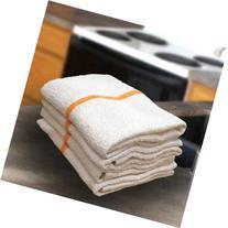 60 Gold/orange Stripe BAR Mops Restaurant Kitchen Commercial
