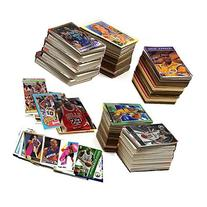 600 Basketball Cards Including Rookies, Many Stars, & Hall-