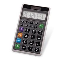 DH-62 Hybrid Wallet Calculator, Assorted Colors