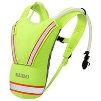 Camelbak 62599 2L Hi-Viz Antidote Hydration Pack, Lime Green