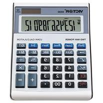 Victor 6500 Executive Desktop Loan Calculator, 12-Digit LCD